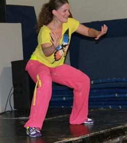 Corporate Zumba Ottawa