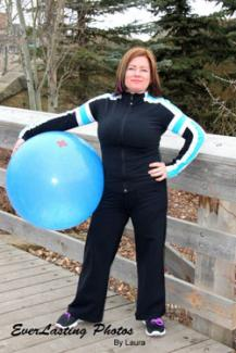 Personal trainer Guelph Alisha